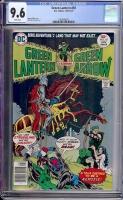 Green Lantern #92 CGC 9.6 w