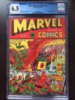 Marvel Mystery Comics #23 CGC 6.5 cr/ow