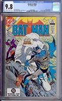 Batman #353 CGC 9.8 ow/w