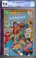 Justice League of America #140 CGC 9.6 w