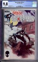 Web of Spider-Man #1 CGC 9.8 w