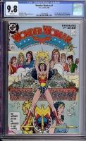 Wonder Woman #1 CGC 9.8 w