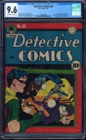 Detective Comics #59 CGC 9.6 n/a