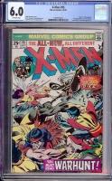 X-Men #95 CGC 6.0 ow
