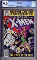 X-Men #137 CGC 9.2 w