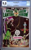 Green Lantern #79 CGC 9.0 w