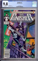 Punisher #1 CGC 9.8 w