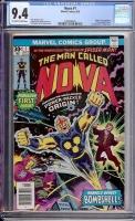 Nova #1 CGC 9.4 ow/w