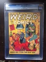 Weird Comics #3 CGC 2.5 ow