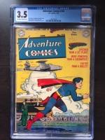 Adventure Comics #136 CGC 3.5 ow/w