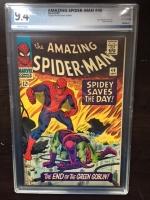 Amazing Spider-Man #40 CGC 9.4 ow/w