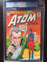 Atom #16 CGC 9.6 ow/w