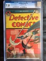 Detective Comics #93 CGC 7.0 ow/w