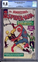Amazing Spider-Man #16 CGC 9.8 w