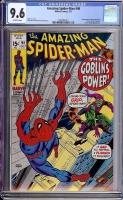 Amazing Spider-Man #98 CGC 9.6 ow