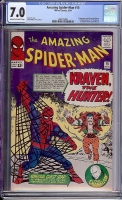 Amazing Spider-Man #15 CGC 7.0 cr/ow