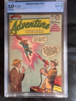 Adventure Comics #194 CBCS 5.0 ow/w