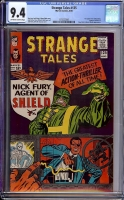 Strange Tales #135 CGC 9.4 ow/w