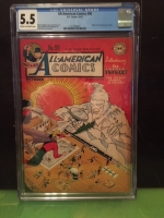All-American Comics #90 CGC 5.5 cr/ow