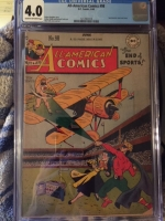 All-American Comics #98 CGC 4.0 cr/ow