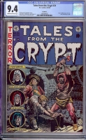 Tales from the Crypt #31 CGC 9.4 cr/ow Northford