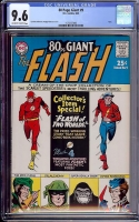 80 Page Giant #9 CGC 9.6 ow/w
