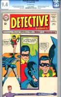 Detective Comics #327 CGC 9.4 ow