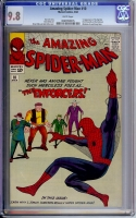Amazing Spider-Man #10 CGC 9.8 w