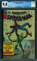 Amazing Spider-Man #20 CGC 9.8 w