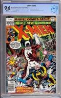 X-Men #109 CBCS 9.6 w Newsstand Edition