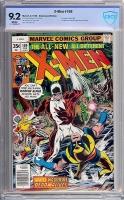X-Men #109 CBCS 9.2 w Newsstand Edition