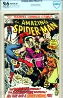 Amazing Spider-Man #118 CBCS 9.6 ow/w