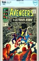 Avengers #36 CBCS 9.6 w