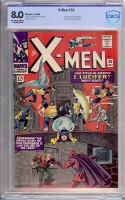 X-Men #20 CBCS 8.0 ow/w