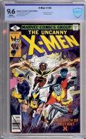 X-Men #126 CBCS 9.6 w