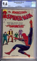 Amazing Spider-Man #10 CGC 9.6 w