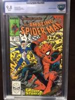 Amazing Spider-Man #326 CBCS 9.8 w