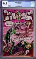 Green Lantern #77 CGC 9.6 w Oakland