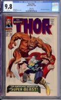 Thor #135 CGC 9.8 w Pacific Coast