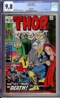 Thor #189 CGC 9.8 w Rocky Mountain