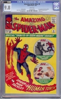 Amazing Spider-Man #8 CGC 9.8 w