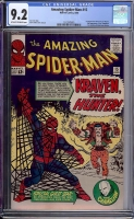 Amazing Spider-Man #15 CGC 9.2 ow/w