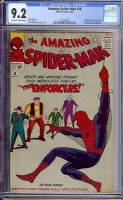 Amazing Spider-Man #10 CGC 9.2 ow/w