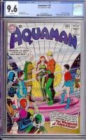 Aquaman #18 CGC 9.6 w