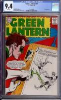 Green Lantern #19 CGC 9.4 w