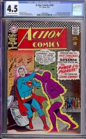 Action Comics #340 CGC 4.5 ow/w