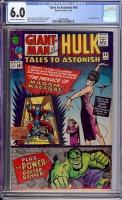 Tales to Astonish #66 CGC 6.0 cr/ow