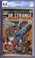 Doctor Strange #1 CGC 6.5 w