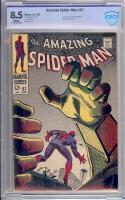 Amazing Spider-Man #67 CBCS 8.5 w