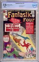 Fantastic Four #31 CBCS 7.5 w